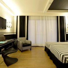 Hotel EuroPark 3* Стандартный номер с двуспальной кроватью фото 5