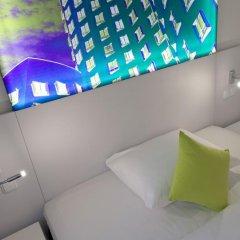 Отель Wyndham Garden Düsseldorf City Centre Königsallee 4* Стандартный номер с двуспальной кроватью фото 7