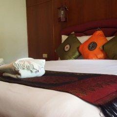 Отель Royal Phawadee Village 4* Улучшенный номер фото 10