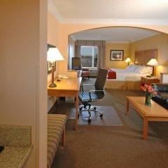 Отель Holiday Inn Express & Suites Charlottetown 2* Люкс с различными типами кроватей фото 2