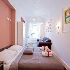 Отель Rooms Zagreb 17 4* Стандартный номер с различными типами кроватей фото 2