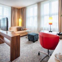 Leonardo Royal Hotel Berlin 4* Стандартный номер с различными типами кроватей фото 6