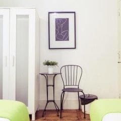 Lisbon Chillout Hostel Privates удобства в номере