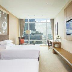 Eastin Grand Hotel Sathorn 4* Улучшенный номер с двуспальной кроватью фото 5