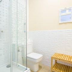 Отель Gran via 476 Барселона ванная фото 2