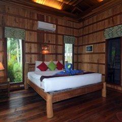 Отель Thiwson Beach Resort комната для гостей фото 3