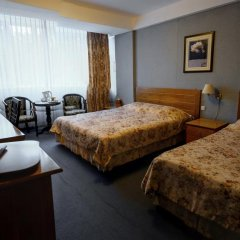 Гостиница Гагарин 3* Стандартный номер с 2 отдельными кроватями