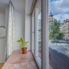 Апартаменты Old Town Square Apartments балкон