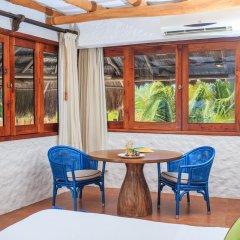 Отель Las Nubes de Holbox 3* Люкс с различными типами кроватей фото 11