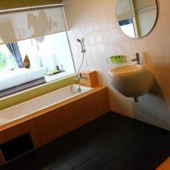 Отель Alphabeto Resort 3* Улучшенный номер с двуспальной кроватью фото 6