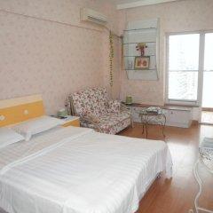 Отель Xiamen Haiwan Dushi ApartHotel Китай, Сямынь - отзывы, цены и фото номеров - забронировать отель Xiamen Haiwan Dushi ApartHotel онлайн комната для гостей фото 4