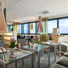 Отель Hilton Helsinki Airport 4* Полулюкс с двуспальной кроватью фото 6