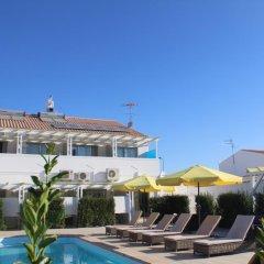 Отель Quinta Da Rosa Linda бассейн