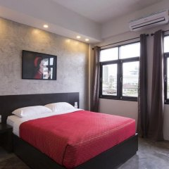 Отель Kama Bangkok - Boutique Bed & Breakfast 2* Номер Делюкс разные типы кроватей фото 9