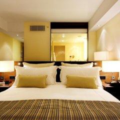 Отель Jumeirah Frankfurt 5* Номер Делюкс с различными типами кроватей
