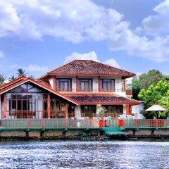 Отель Villa by Ayesha Шри-Ланка, Бентота - отзывы, цены и фото номеров - забронировать отель Villa by Ayesha онлайн приотельная территория фото 2
