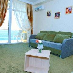 Гостиница Вилла Лаванда Стандартный семейный номер с двуспальной кроватью