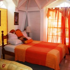 Отель Fairview Guest House 3* Люкс повышенной комфортности с различными типами кроватей фото 5