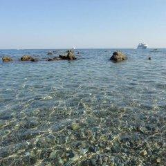 Отель Invito al viaggio Таормина пляж фото 2
