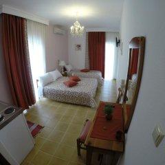 Akrotiri Hotel Студия с разными типами кроватей фото 7
