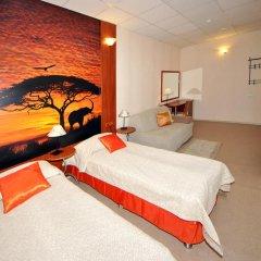 Гостиница Ананас Стандартный номер разные типы кроватей фото 8