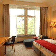 Hotel Alexander Plaza 4* Представительский номер с двуспальной кроватью фото 4