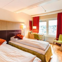Radisson Blu Polar Hotel Spitsbergen 4* Стандартный номер фото 2