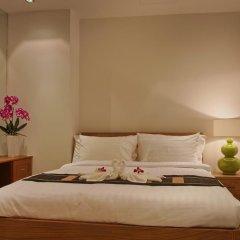 Отель Pearl of Naithon Апартаменты с двуспальной кроватью фото 12