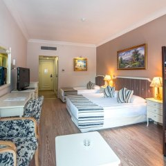 Crystal Tat Beach Golf Resort & Spa 5* Стандартный номер с двухъярусной кроватью фото 3