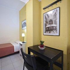 Отель Hostal Elkano Стандартный номер фото 5