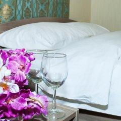 Гостиница Суворов Стандартный номер двуспальная кровать фото 3