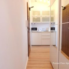 Апартаменты Poznań Class Apartments Познань в номере фото 2