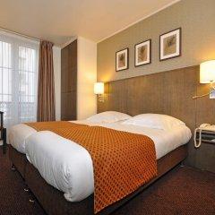 Отель Eiffel Saint Charles 3* Стандартный номер с различными типами кроватей фото 5