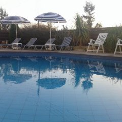 Апартаменты Arilena Holiday Apartments бассейн
