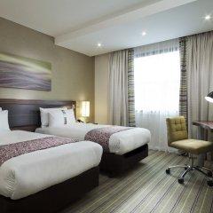 Отель Holiday Inn London Commercial Road 4* Стандартный номер с различными типами кроватей фото 2