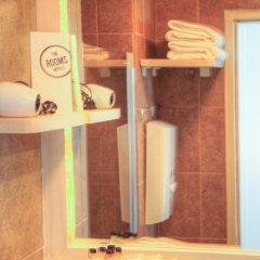Rooms Smart Luxury Hotel & Beach 4* Стандартный номер фото 12