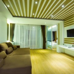 Отель Hamilton Grand Residence 3* Представительский люкс с различными типами кроватей фото 5