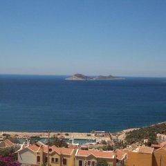 Отель Gizem Aparts пляж фото 2