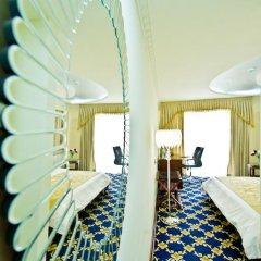 Отель Cron Palace Tbilisi 4* Стандартный номер фото 27