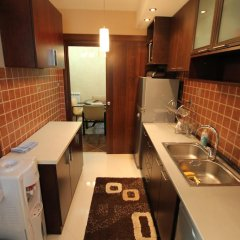 Апартаменты Dekaderon Lux Apartments Апартаменты с 2 отдельными кроватями фото 14