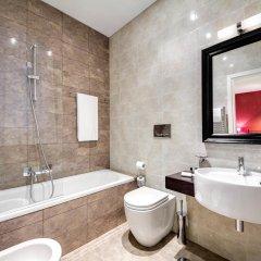 Отель Domizia Sancti Angeli Италия, Рим - 1 отзыв об отеле, цены и фото номеров - забронировать отель Domizia Sancti Angeli онлайн ванная фото 2