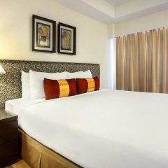 Отель D Varee Jomtien Beach 4* Представительский люкс с различными типами кроватей фото 6