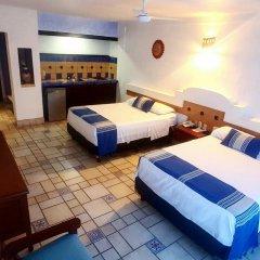 Отель Playa Conchas Chinas 3* Студия Делюкс