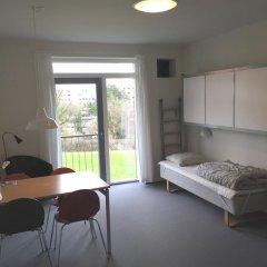 Отель Danhostel Kolding 3* Стандартный номер с различными типами кроватей фото 5