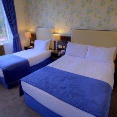 The Lucan Spa Hotel 3* Стандартный номер с различными типами кроватей фото 6