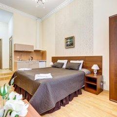 Hotel 5 Sezonov 3* Номер Делюкс с различными типами кроватей фото 25