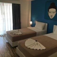 Отель Lotus-Bar комната для гостей