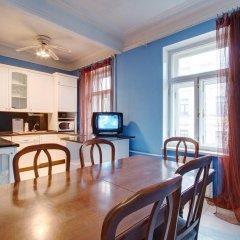 Апартаменты СТН Апартаменты с различными типами кроватей фото 18