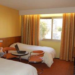 Hotel des Congres 3* Стандартный номер с различными типами кроватей