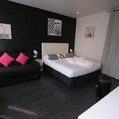 IDEAL HOTEL DESIGN 3* Стандартный семейный номер разные типы кроватей фото 15